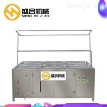 广西商用腐竹油皮机大型全自动