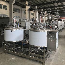 HQ-150~600双色双味硬糖糖果设备 硬糖浇注生产线