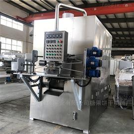 HQ-1800全自动灌芯蛋卷生产线 肉松海苔卷蛋卷机