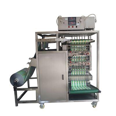 沐浴露多列液体包装机