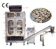 咖啡糖多列包装机