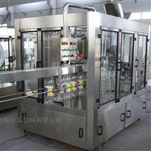 CGF8-8-3饮用水三合一灌装生产线