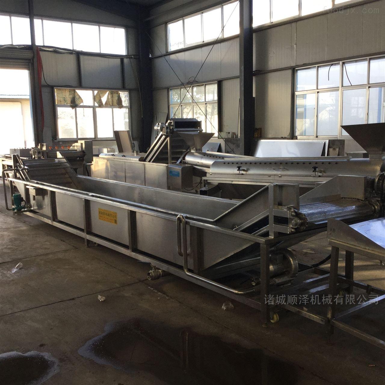 威海专供多功能高效鳕鱼鱼片裹冰衣设备