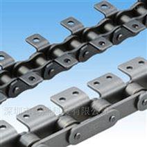 滚销齿轮用带附件链条-椿本链条RS80-SK1