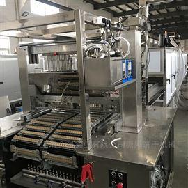 GDQ-150、300,450型自动软糖浇注生产线