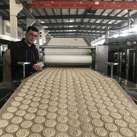 韧性饼干生产线