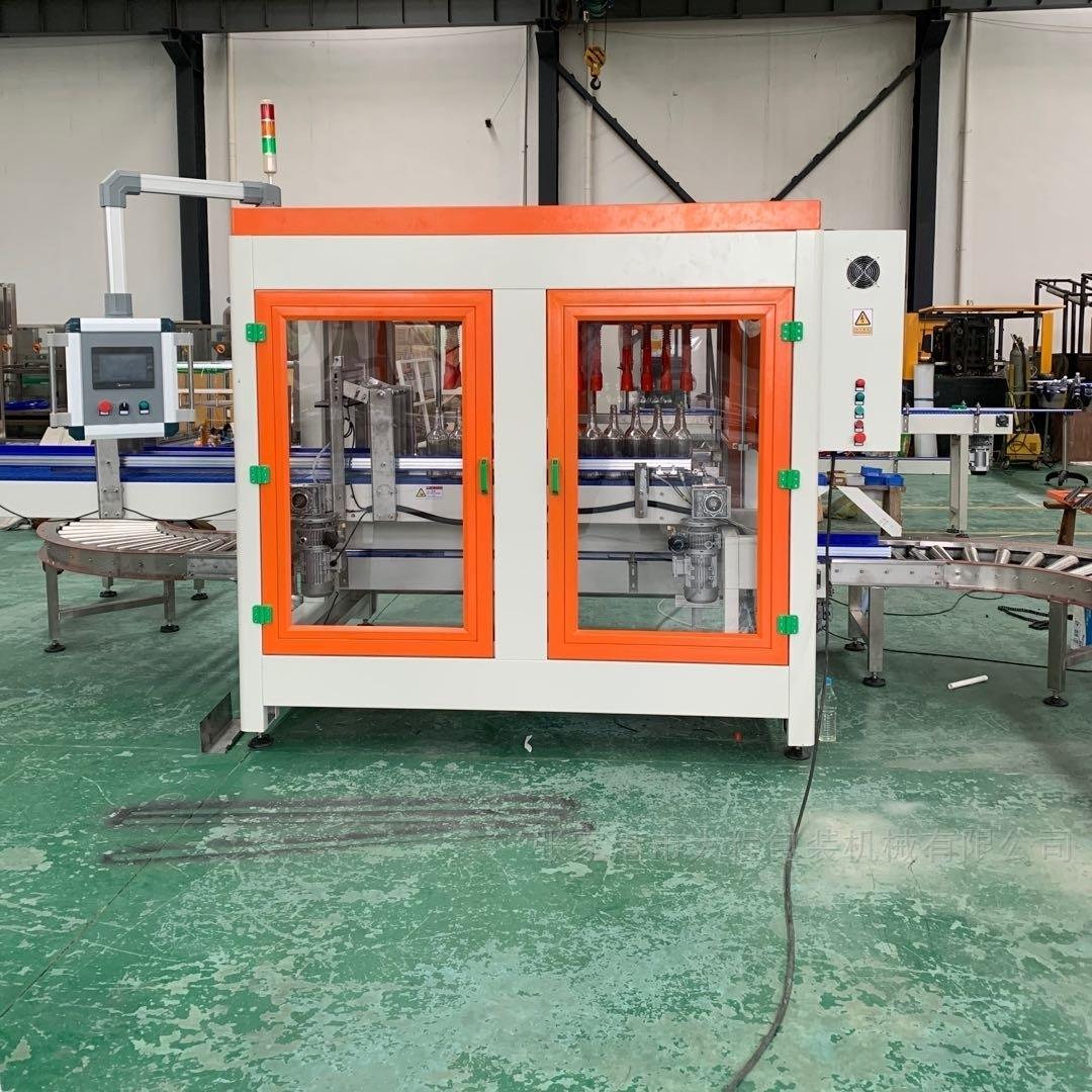 DCZ-1800-酱油自动纸箱装箱机