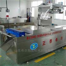 医疗器械包装设备厂家全自动拉伸膜真空包装机