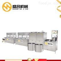 盛合商用自动包教技术豆腐皮机