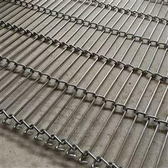 威诺多用途食品油炸流水线不锈钢乙型网带