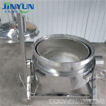廠家直銷200L燃氣自動翻筐鹵煮鍋