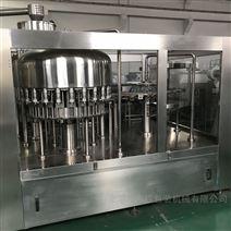 礦泉水灌裝生產線瓶裝水三合一灌裝機