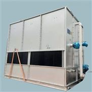 70T 镀铝锌板低噪音冷却塔逆流式方形凉水塔