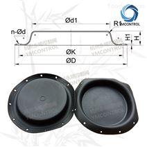 精小型CV3000的HA-1,2,3,4,5調節閥膜片