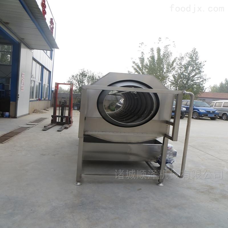 连续式高压喷淋洗袋机 食品袋清洗机