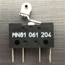 MN81061204微動開關