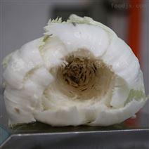 去白菜洋白菜大白菜芯設備