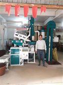 云南碾米机操作维护便利厂家直接供货