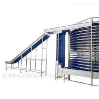 SF300汤圆螺旋速冻机  元宵速冻设备