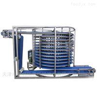 SF300蒸饺底料螺旋速冻机 包子速冻设备