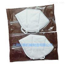 KN95口罩包裝機 口罩全自動打片點焊生產線
