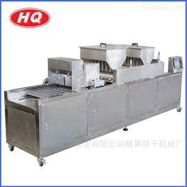 HQ-DG600蛋糕带喷油注糊注心一体机 ,多功能蛋糕机