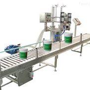 盐城塑料桶液体灌装机