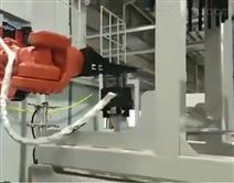 长春压铸件搬运机器人产线