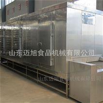 迈旭速冻类设备  10匹四套隧道式速冻机