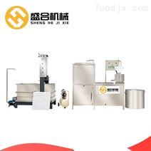 盛合多種型號豆干機自動化