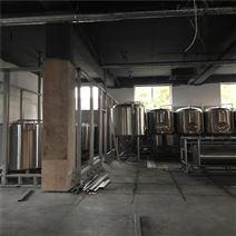 啤酒酿制设备多少钱