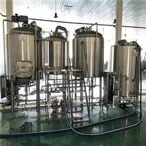 北京小型啤酒设备多少钱 精酿啤酒机器设备