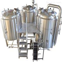 山西500升精酿啤酒设备