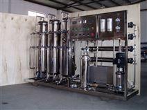 不鏽鋼去離子純水處理設備