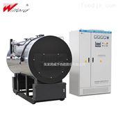 WDR卧式电蒸汽锅炉用于化工建材行业