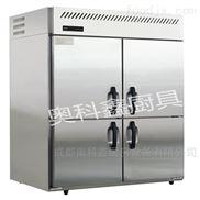 成都商用厨房设备 四门冰柜