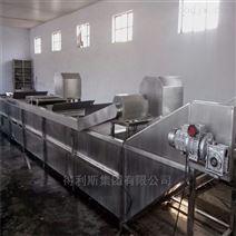 肉制品加工设备厂家冷冻海产品解冻线