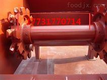 煤泥輸送耐磨襯板選XGZ鑄石刮板輸送機