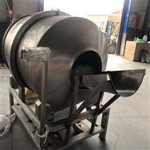 自动上料出料机变频滚筒拌料机600L拌料设备