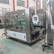 CGF32-32-10-果汁饮料生产线玻璃瓶三旋盖灌装机