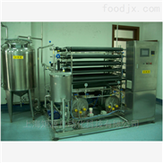矩源供應殺菌設備廠家高溫列管式殺菌機
