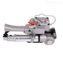 气动塑钢带打包机热熔捆扎机