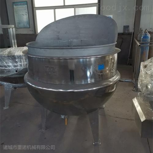 豆浆不锈钢夹层锅