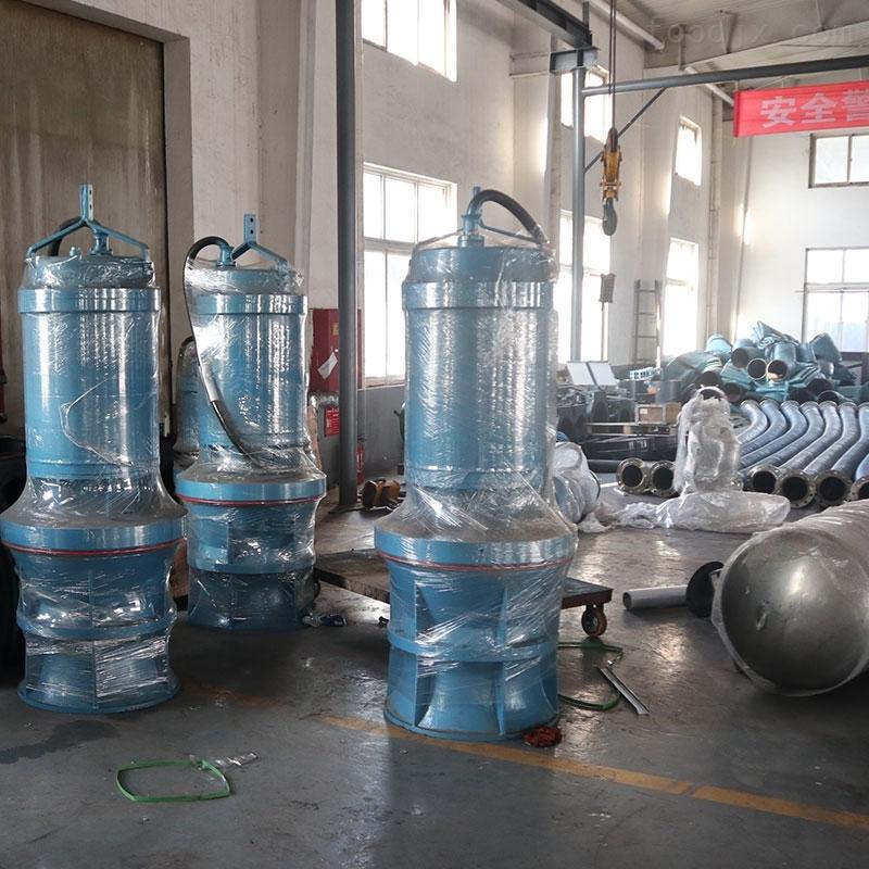 井筒式安装潜水轴流泵使用要求