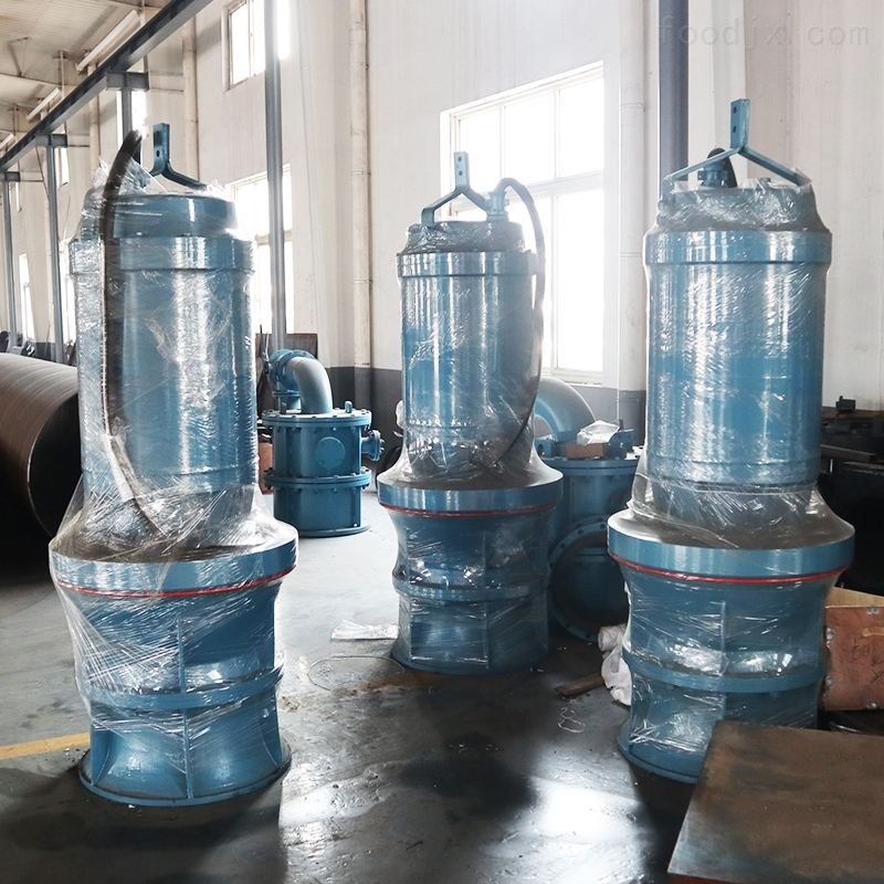 工地排水轴流泵 不堵塞混流泵