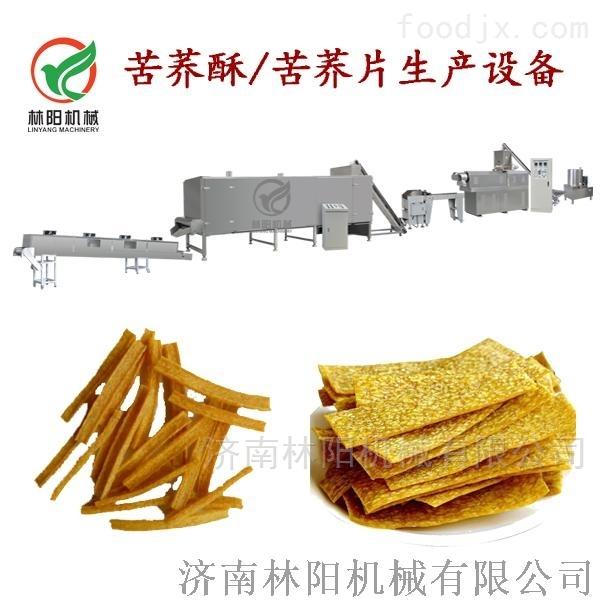天津苦荞片生产设备