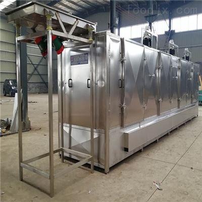 HGJ-1000明超机械脱水藕片烘干机电加热