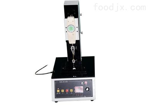 测试塑料破坏实验和拉力的仪器(0-500N电动立式测试台)