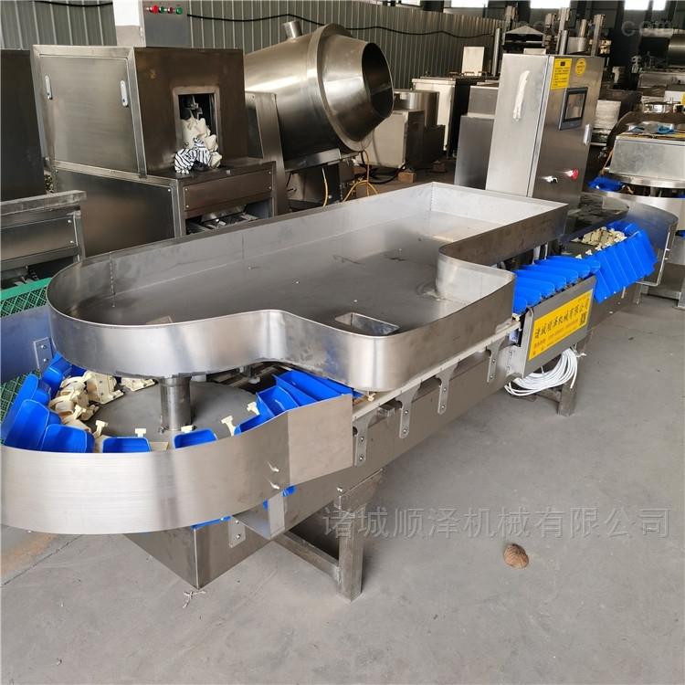 龙虾分级机 竹节虾重量分级别机