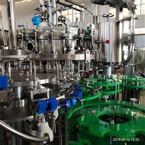 全自动啤酒灌装生产线